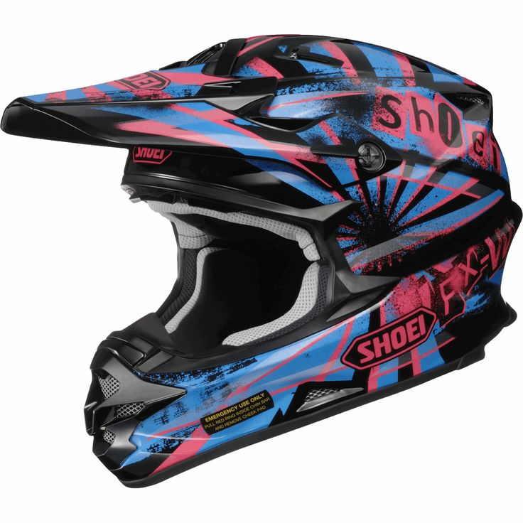 SHOEI VFX-W Dissent TC-7
