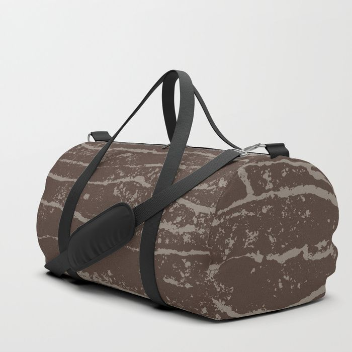#moka #bag #cafe #beige #dufflebag  #juliusmarc . Your new favorite gym and travel bags feature crisp printed designs on durable poly poplin canvas. Constructed with premium details for ultimate comfort. Available in three sizes.     - Durable poly poplin, canvas-like exterior   - Soft polyester lining with interior zip pocket   - Adjustable shoulder strap with foam pad and carrying handles   - Double zipper pull tabs for easy open/close   - Brushed nickel metal hardware