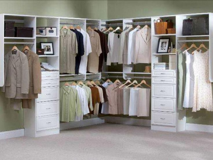 There Are Many Wardrobe Design Ideas That Are Beautifully Designed To Meet The Needs Of Th Home Depot Closet Closet Organizing Systems Home Depot Closet System