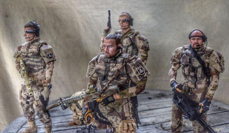 Universal Soldier (Unisols) Squad