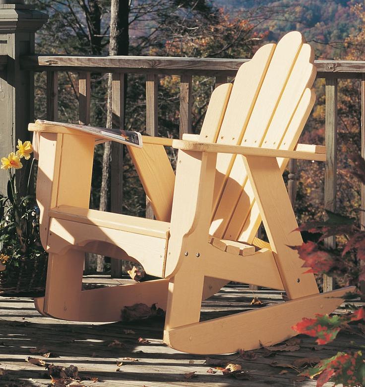 Mejores 35 imágenes de Adirondack en Pinterest | Carpintería ...