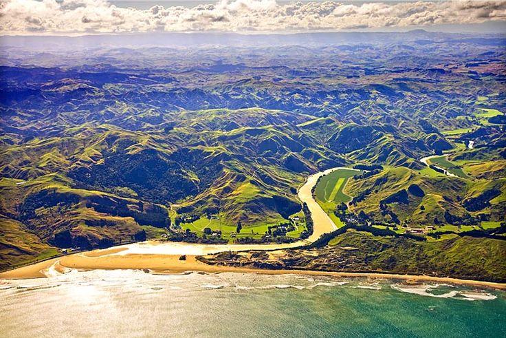 Akitio, Wairarapa Coast,   see more at New Zealand Journeys app for iPad www.gopix.co.nz
