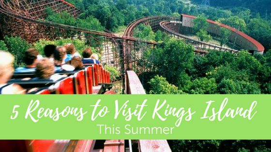 We know that Kings Island is one of the most famous places to visit during summer. Check these reasons that will convince you to go there as soon as possible!