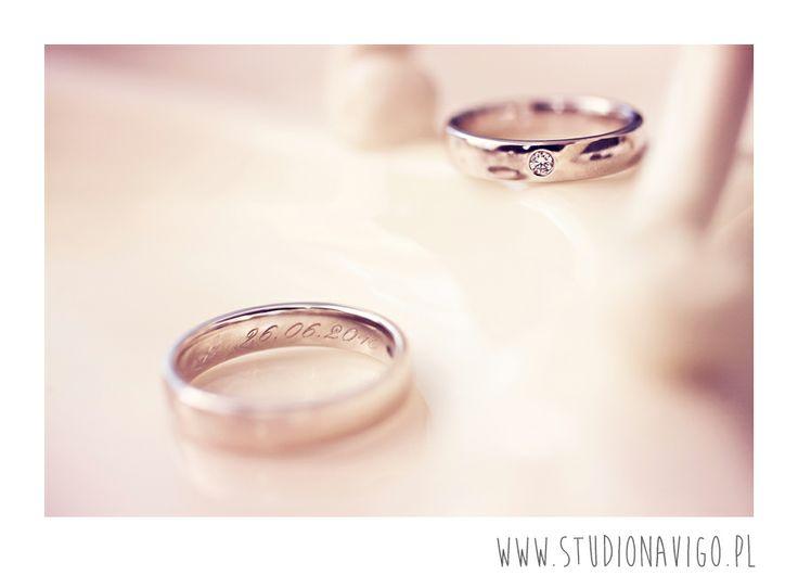 obrączki ślubne  l  wedding rings