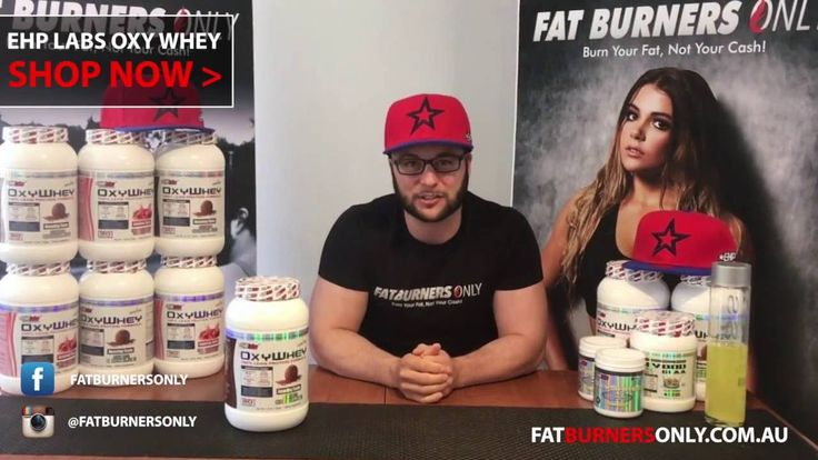 Introducing our newest EHPLabs Product - OxyWhey  GET 10% OFF the entire EHP Labs range now - Enter Code: EHP10 Check out our RAW review on Oxy Whey and how it compares to our other proteins!  OxyWhey available in 6 YUMMY flavours now https://www.fatburnersonly.com.au/fat-burners-for-women/115-ehplabs-oxywhey-30servers.html