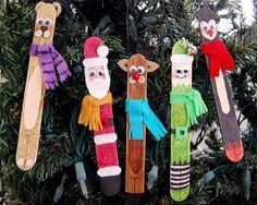 Stick 'Em Up on your Christmas Tree - CreativeMeInspiredYou.com