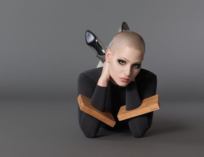 Photo by www.henrikkorpi.com Model Julia Koistinen Lookbook, Louise Bankander