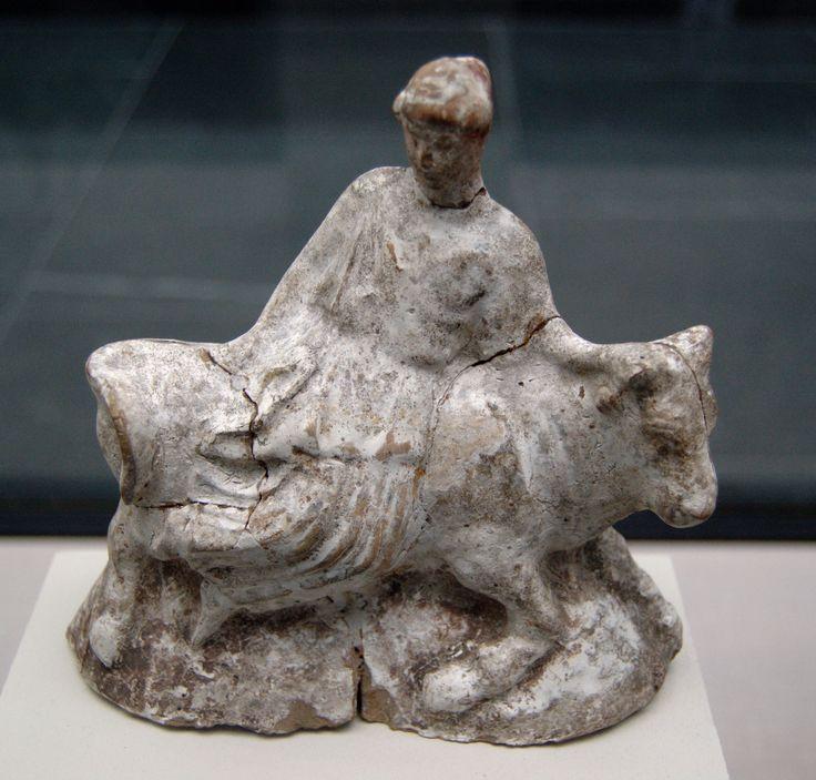 Resultado de imagen de terracota siglo v a.c.