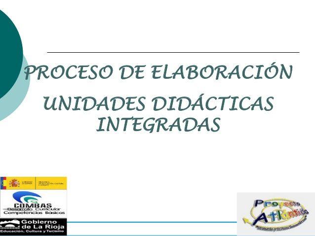 Proceso Elaboracion UDI