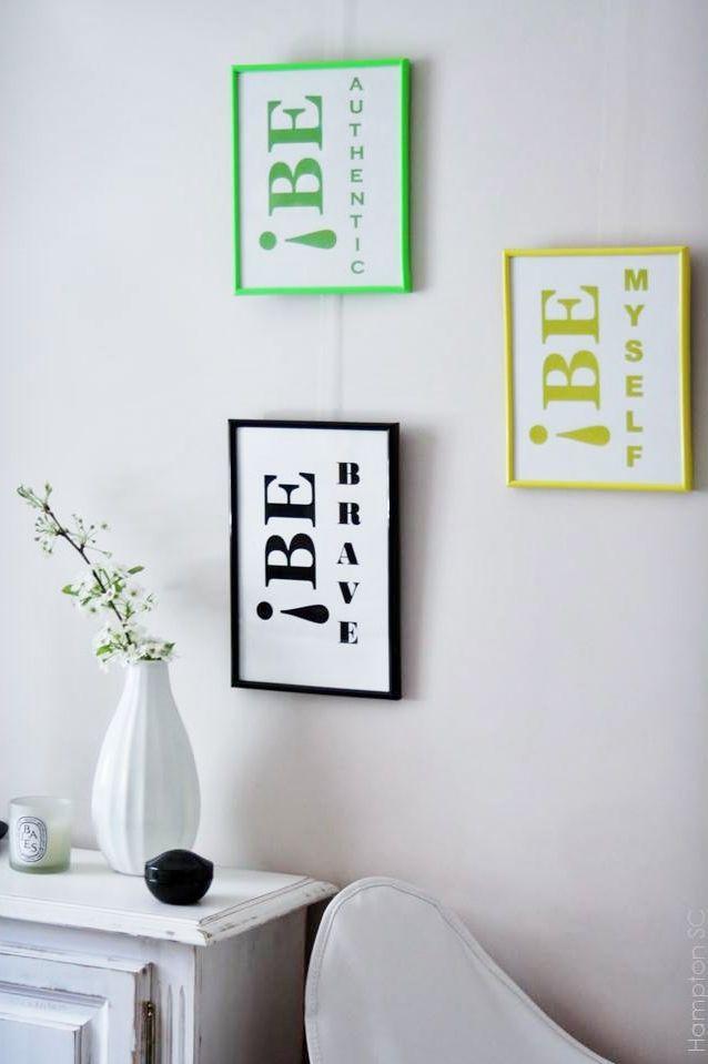 Láminas imprimibles gratis decoración