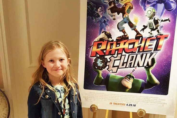 Film Review: Ratchet & Clank by KIDS FIRST! Film Critic Abigail Zoe L. #RatchetandClank