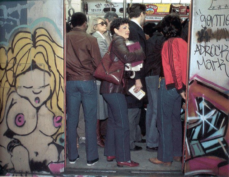 Subway Art byMartha Cooper&Henry Chalfant. early days of hip hop nyc 1980's photo by HENRY CHALFANT #HIPHOP #HENRYCHALFANT
