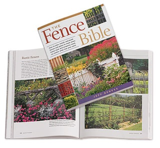 17 best images about fence ideas on pinterest fence for Garden design bible