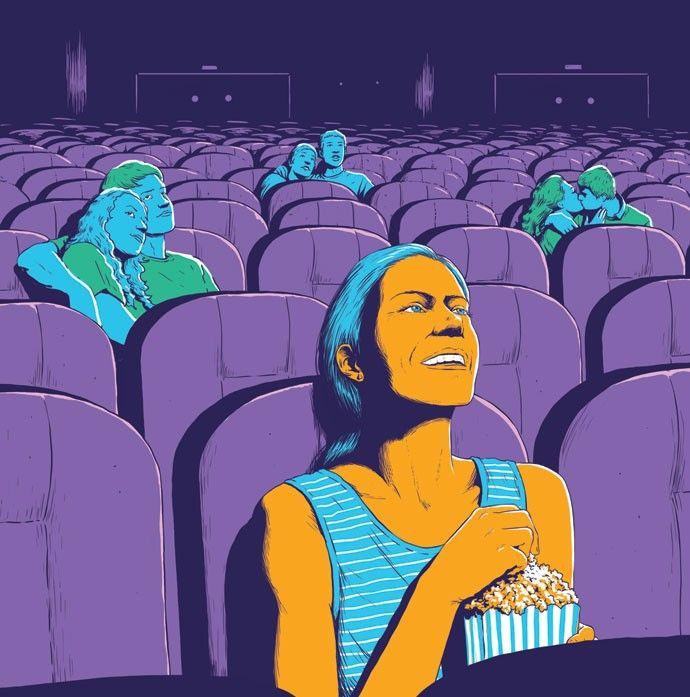 Tom Jobim estava errado: é possível ser feliz sozinho, diz estudo