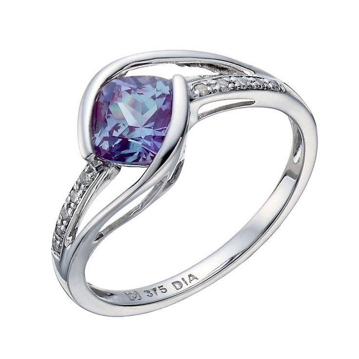 best 25 alexandrite ring ideas on