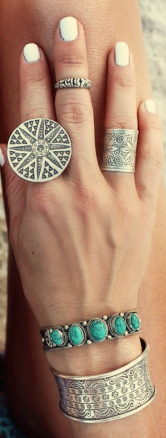 21 Rings to Compliment Your Perfectly Manicured Fingers - TheStyleCity - Men's Fashion & Women's Fashion | Style Guide