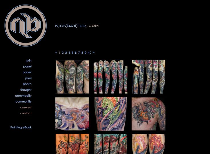 TattooNOW connects the worlds best tattoo artists and fans.