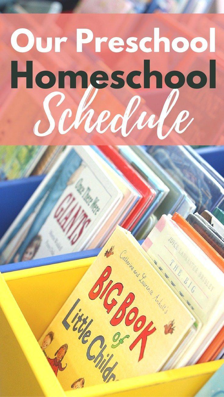 60 best preschool schedule images on pinterest preschool