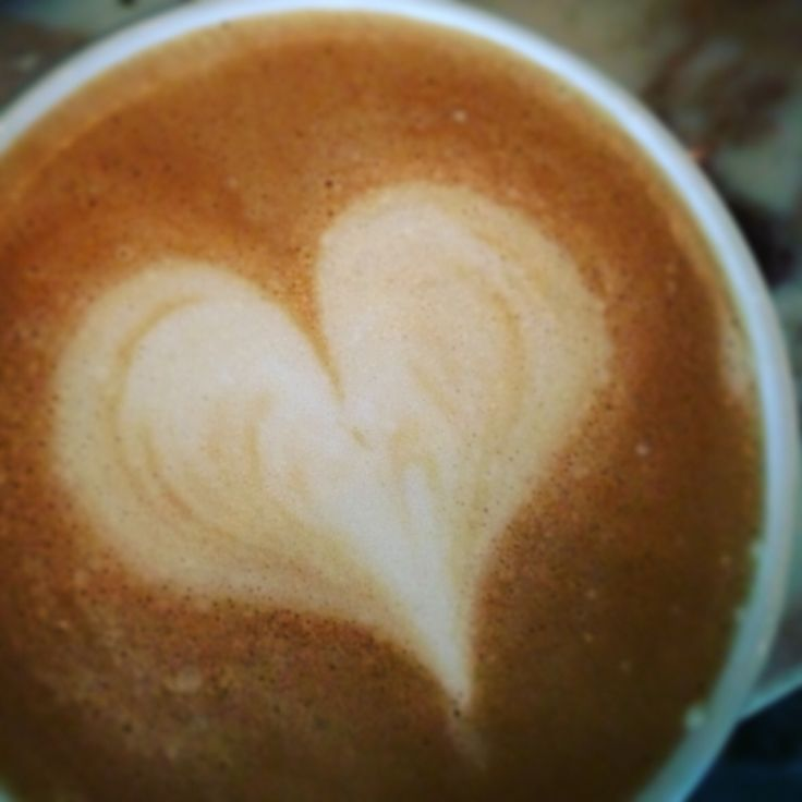 #coffe#love#heart