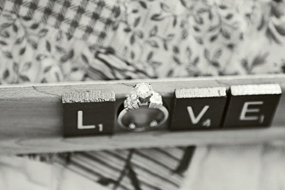 Scrabble & diamond rings!: Engagement Pictures, Photos Ideas, Scrabble Diamonds, Cute Ideas, Diamonds Rings, Anniversaries Photos, Cute Photos, Rings Pictures, Cute Wedding Photos