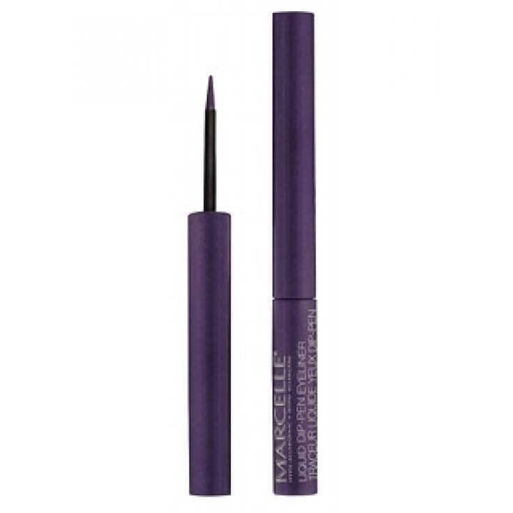 Waterproof Liquid DIP-PEN Eyeliner 10H+ - Purple