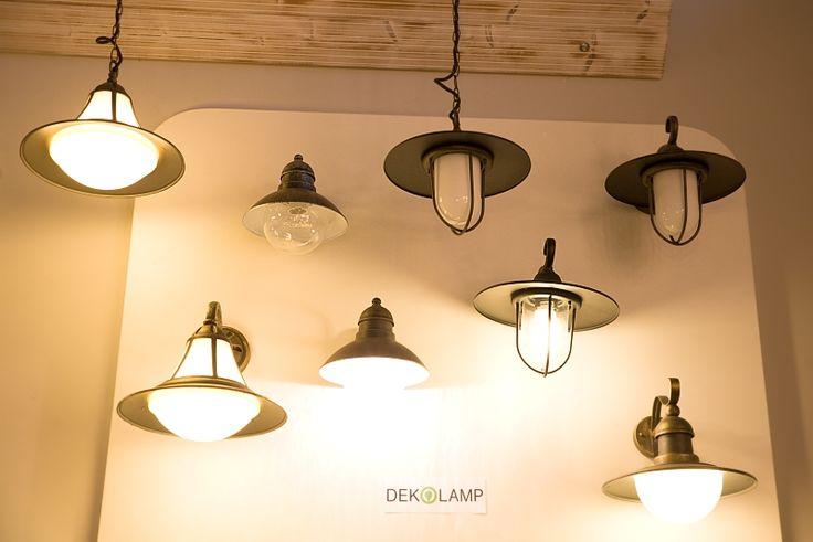 Lampy na zahradu a do zahradních altánů