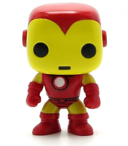 Funko Pop - Iron Man (Marvel)