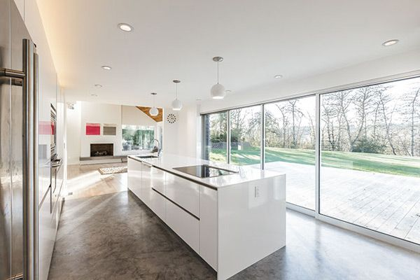 Modern house conversion,modern remodel,modern architecture,design