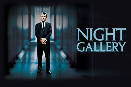 Creepy paintings foreshadowed the terrorising and sometimes witty episodes to follow...This show debuted in the 70s but in the 80s I was a mere perhaps morbid child that was obsessed with Night Gallery
