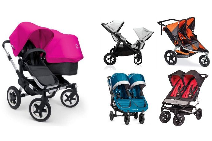 5 of the best double strollers from our favorite baby gear experts.