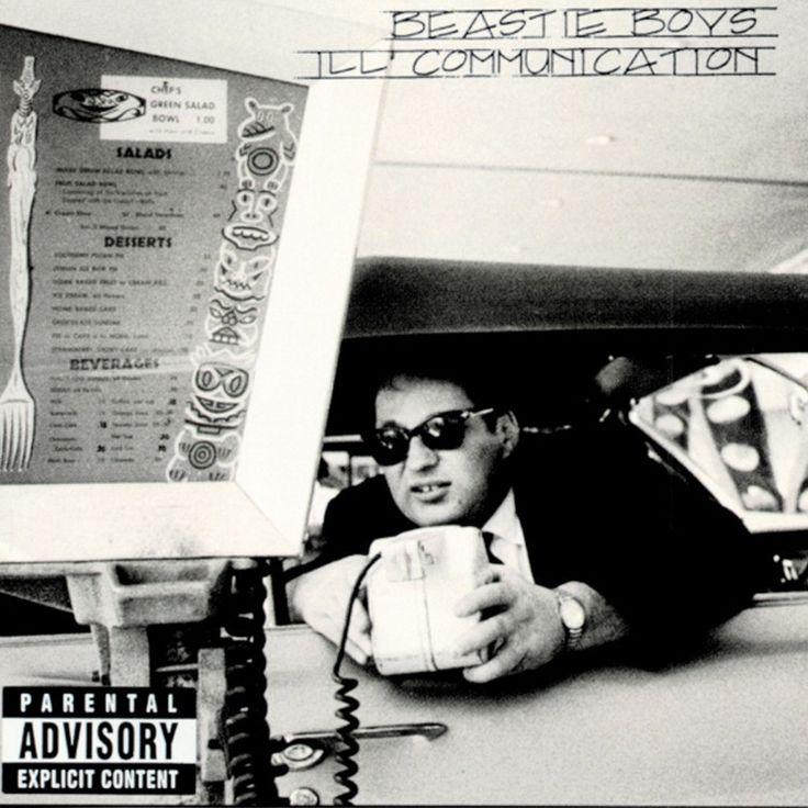 The Beastie Boys - Ill Communication: Remastered Edition on 180g Vinyl 2LP (Awaiting Repress)