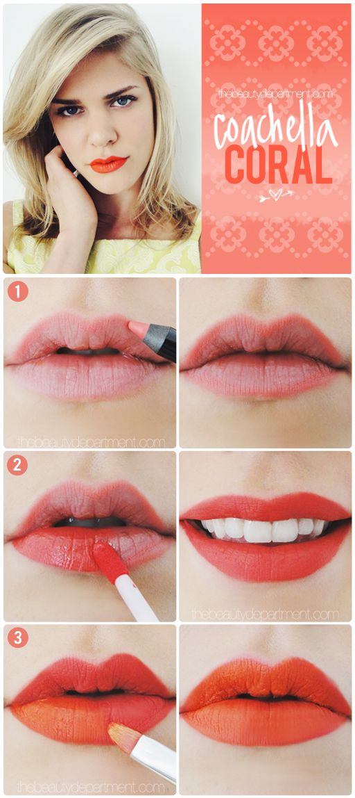There are three magical ingredients that make the perfect music festival lip stain!