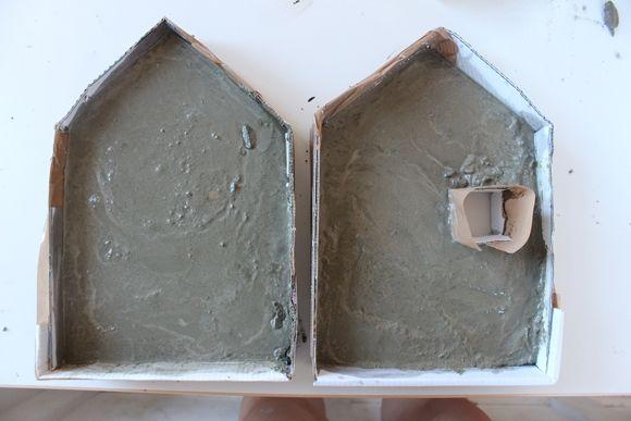 25 beste idee n over beton knutselen op pinterest beton betonnen bloembakken en betonnen potten. Black Bedroom Furniture Sets. Home Design Ideas