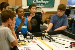 Spartaneering LEGO Robotics- Commuter | Future Engineer, College of Engineering, Michigan State University, application link
