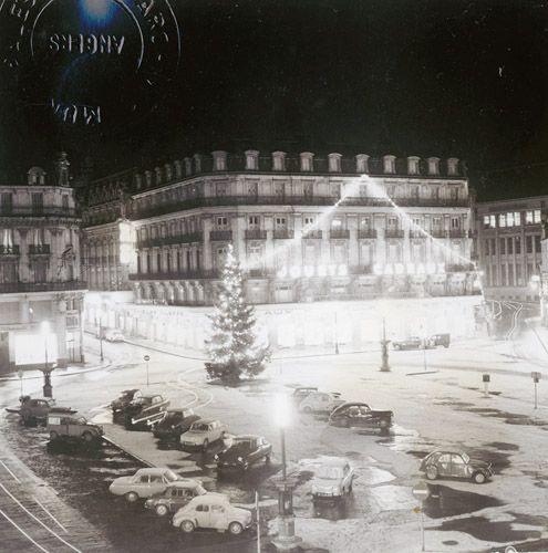 Avant Soleils d'Hiver - ? - La place du Ralliement, vers 1961-1965