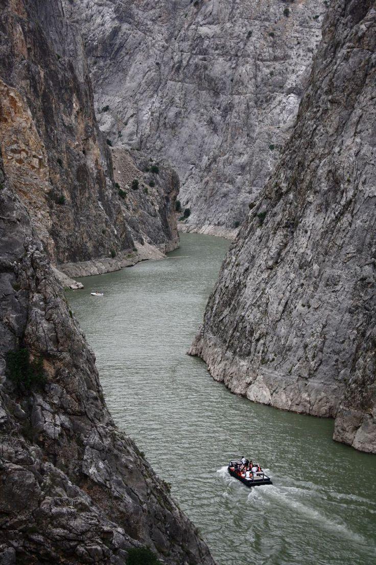 Karanlık kanyon/Kemaliye/Erzincan