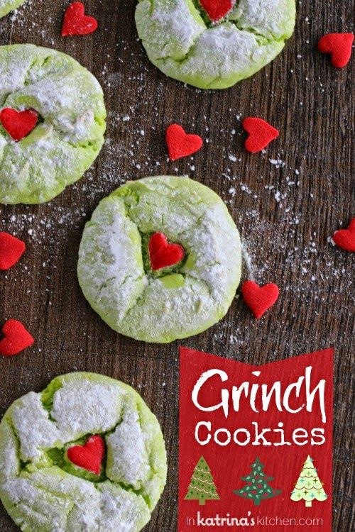Don't Be A Grinch Family Night | My Name Is Snickerdoodle