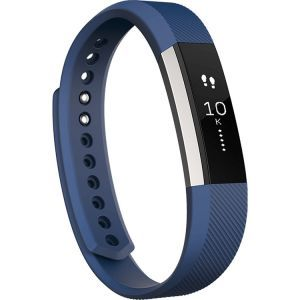 Keep track of your daily routine  With Fitbit Alta Fitness Wristband, now you can keep track of all your activities all day long. It gives way for you to track your distance, steps, calories burned, hourly activity, active minutes as well as stationary time.    Constant reminders Fitbit Alta won't let you miss out any activities. It keeps you active throughout the day by sending you gentle reminde...