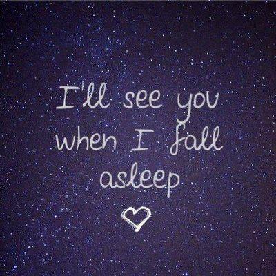 Fall asleep,Sleep,You,See,Love,Heart - inspiring picture on PicShip.com