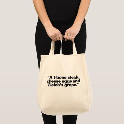rap quotes grocery tote - minimal gifts style template diy unique personalize design