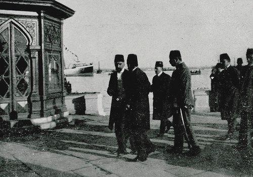 [Ottoman Empire] Salonica Visit of Sultan Mehmed V, 1911 [Thessaloniki, Greece] [Sultan Reşad'ın Selanik Ziyareti] (9)   by OTTOMAN IMPERIAL ARCHIVES