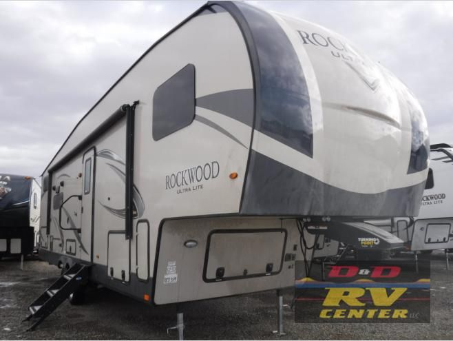 New 2019 Forest River Rv Rockwood Ultra Lite 2891bh Fifth Wheel At