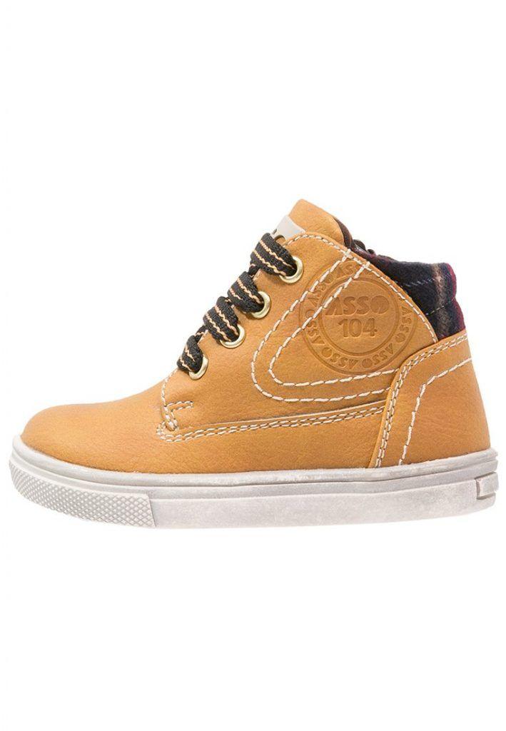 #Asso #Sneaker #high #yellow für #Jungen