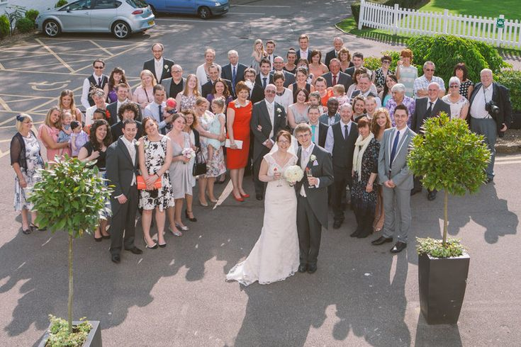 Becki and Gareth's Wedding Photo By Clare Tam-Im Photography