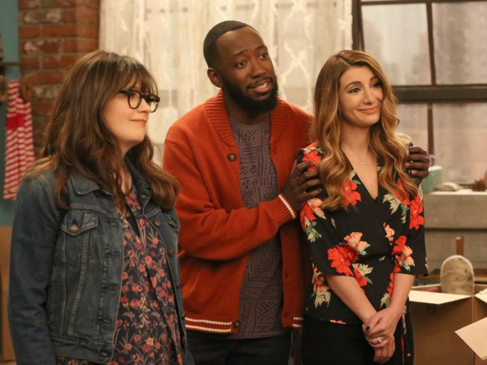 """There's actually an *alternate* ending to the """"New Girl"""" season finale"""