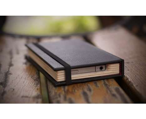 It's useful, because it is a protective cover and also, you could look like you were carrying a book!