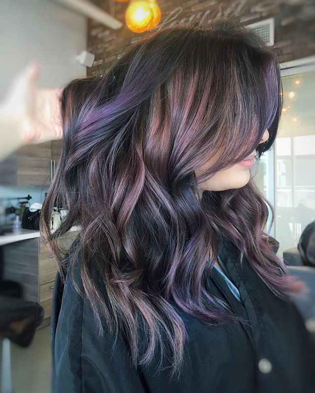 Best 25 lilac highlights ideas on pinterest lavender hair iridescent lilac balayage what would you name this color hairbylarisalove licensedtocreate pmusecretfo Images