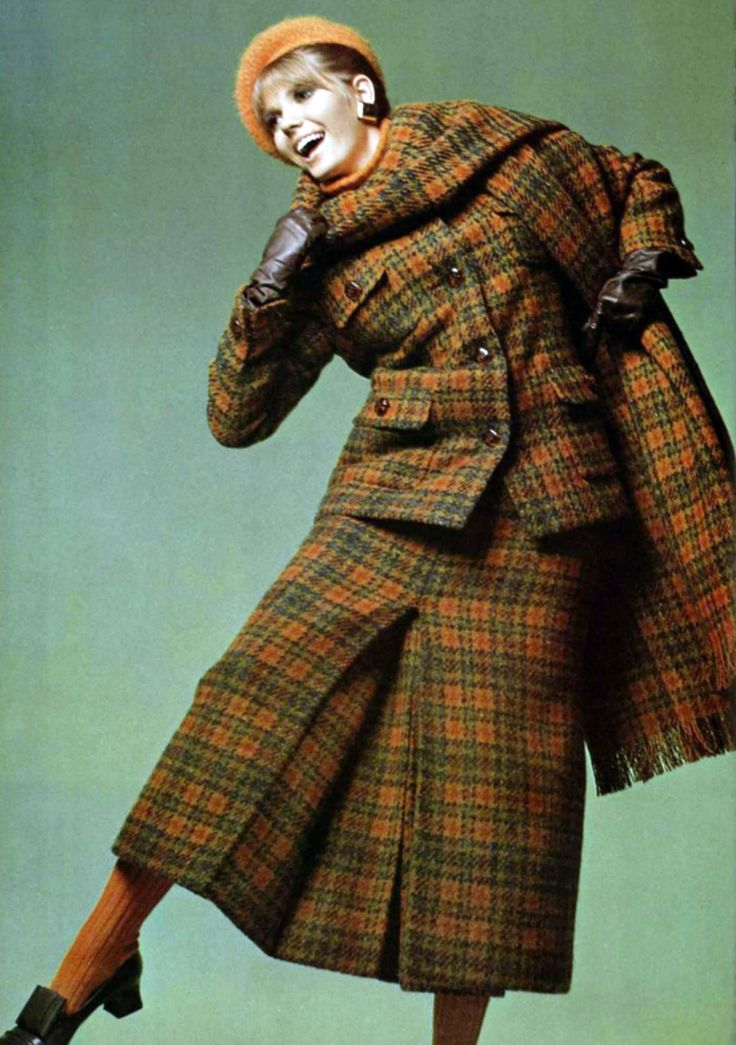 Nina Ricci. L'Officiel magazine 1967