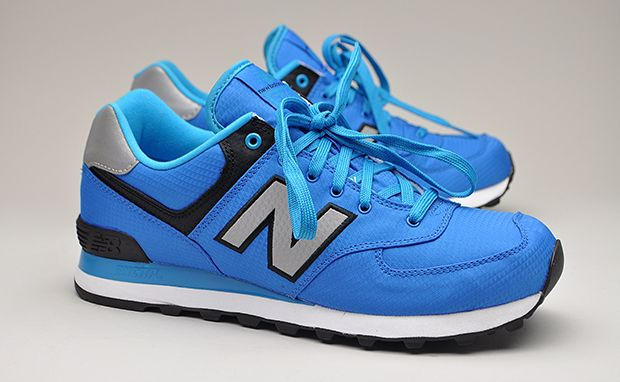 light blue new balance 574