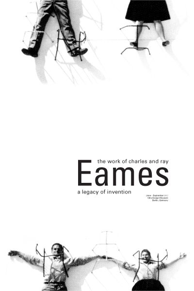 The Work of Charles and Ray Eames book cover
